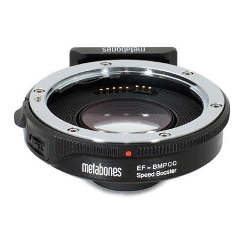 Canon EF-BMPCC Speed Booster Adapter Metabones Driver (2019)