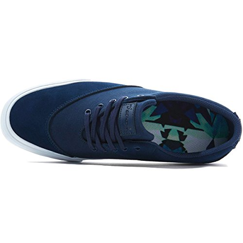 Diamante Fornitura Scarpe Da Skateboard Co Viale Navy