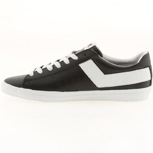 Ox Leather Topstar Nero Bianco Sneaker Pony x06FUqwxSa