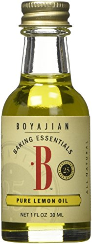 Boyajian Lemon Oil - Pure - 1 oz