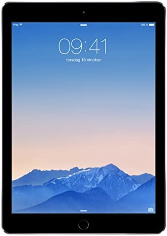 ALL COMPLETE EXCEPT SCREEN! Cell CLEAR iCLOUD! Wi-Fi Apple iPad Air 2 16GB