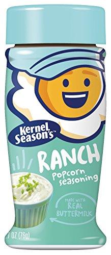 Kernel Season's Popcorn Seasoning, Ranch, 2.7 ounce (Pack of 3)