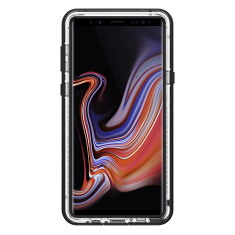 Life-Proof NËXT Series for Samsung Galaxy Note9 Note 9 Black Crystal