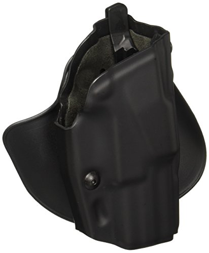 Safariland Springfield XD 9-mm, 40, 45 4-Inch Barrel 6378 ALS Concealment Paddle Holster, Plain Black, Right Handed
