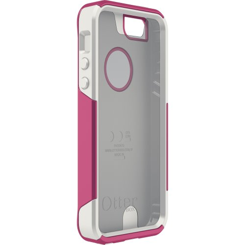 super popular 7a07c 5f016 OtterBox COMMUTER SERIES Case for iPhone 5/5s/SE - Retail Packaging - HOT  PINK (HOT PINK/WHITE)