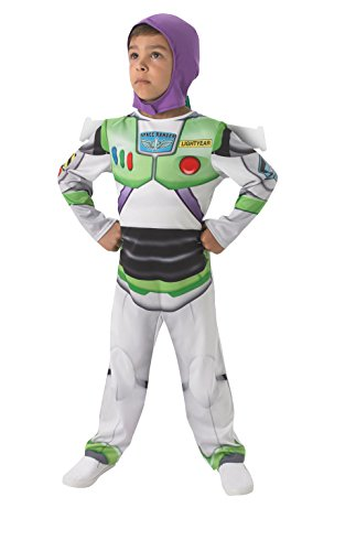 Toy Story (disney Pixar) ~ Buzz Lightyear (classic) - Kids Costume 7 - 8 Years ()