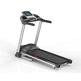 Charles Bentley Premium Motorised Electric Treadmill FOLDING...