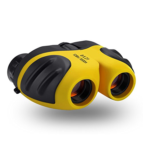 OMWay Outdoor Toys for 5 Year Old Boys, Kids Binoculars Boys Girls,Birthday Gifts for Boys Age 4-8.