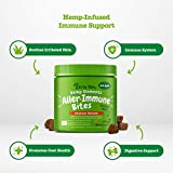 Allergy Immune Supplement with Hemp for Dogs