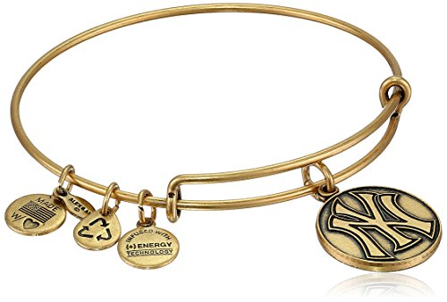 Alex Ani Baseball Expandable Bracelet