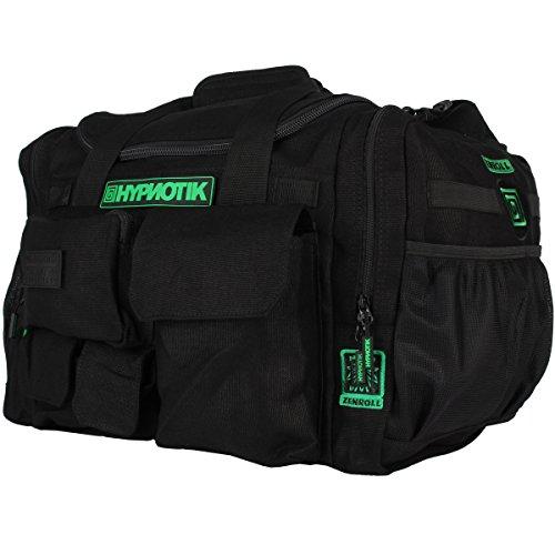Hypnotik ZR Grand Prix 100% Hemp Duffle Bag - Black 2be8b00f09be0