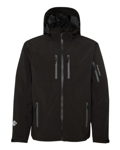 Stormtech H2Xtreme Expedition Soft Shell Jacket with Removable Hood XB-2M XL (H2xtreme Shell Jacket)