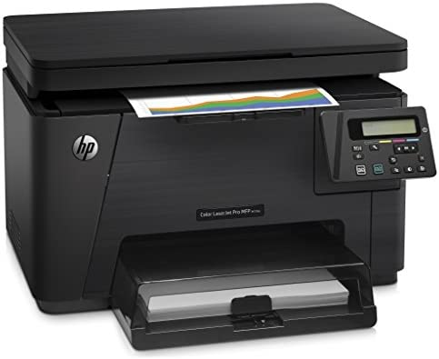 HP Color LaserJet Pro MFP M176n - Impresora multifunción: Amazon ...