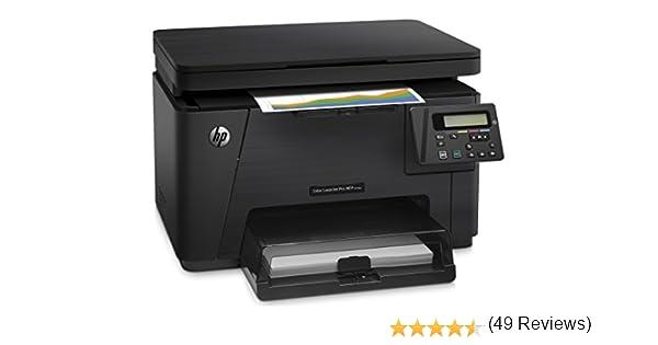HP Color LaserJet Pro MFP M176n - Impresora multifunción: Amazon ...