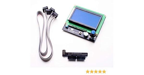Pantalla LCD RepRapDiscount Smart Controller Full Graphics para ...
