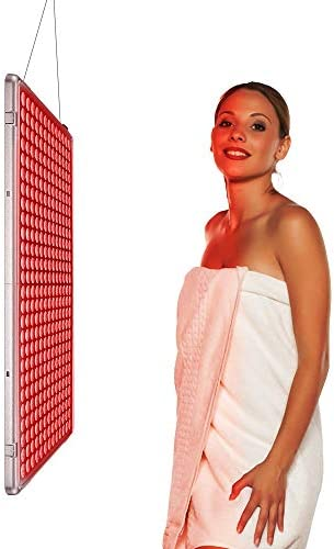 Body Red Light Therapy Devices in Deep Red 660nm for Face Body Skin