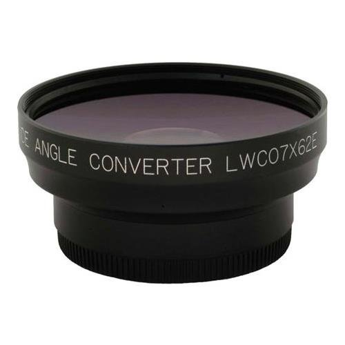 Cavision Economic 0.7x Partial Zoom Through Wide Angle Converter for DV / HDV 62mm Filter (Cavision Lens Converters)