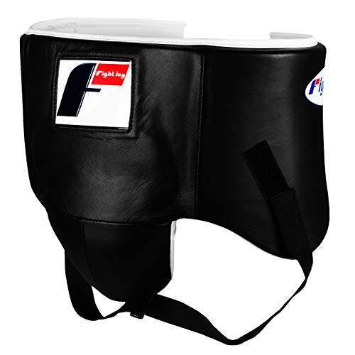 Title Boxing Fighting Sports Pro Protective Cup, Black, Medium