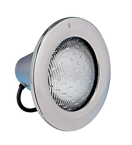 636643 Hayward SP0582SL50 300W 120V SS Rim AstroLite Pool Light w/ 50' - Cord 50' 120v 300w
