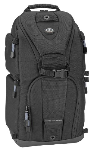 Tamrac 5786 Evolution 6 Photo Sling Backpack Bag (Black) by Tamrac