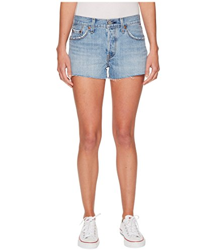 Levi's Women's 501 Shorts, Worth The Wait, 31 (US - Shorts Denim Vintage