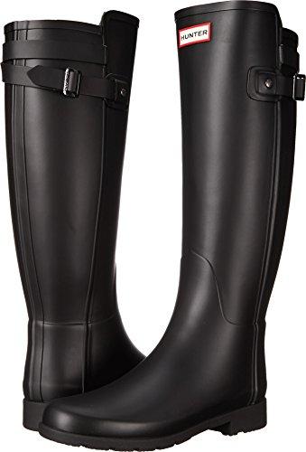 Hunter Women's W Original Tall BT Refin Black Boot ()