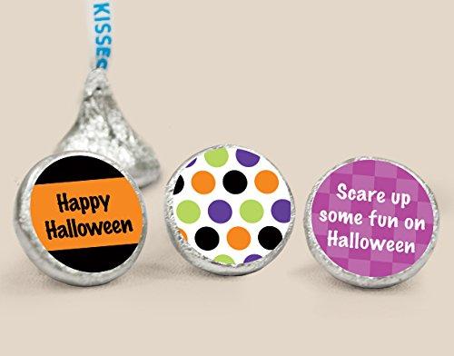 Halloween Favors Strange HERSHEY'S KISSES Candy (200 Completely
