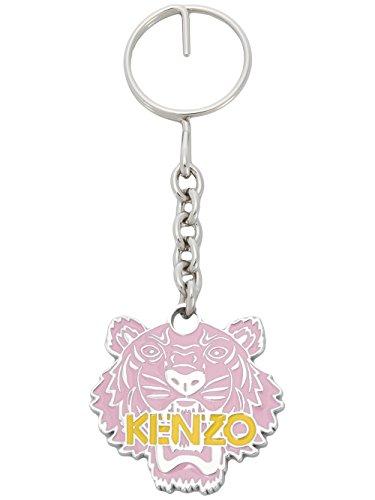 Kenzo Women's F665ac300o2132 Pink Metal Key Chain by Kenzo