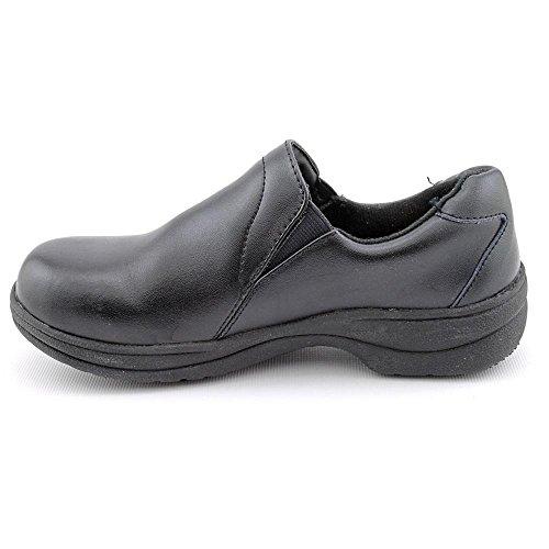 Spring Step Wales Womens Black Leather Loafer 7-Medium EKIq2sNrTH
