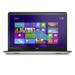 Dell Inspiron i5547-3751sLV 16-Inch Touchscreen Laptop (1.70 GHz Intel Core i5-4210u processor, 6GB Memory, 1TB Hard drive, Win 8.1) [Discontinued By Manufacturer]