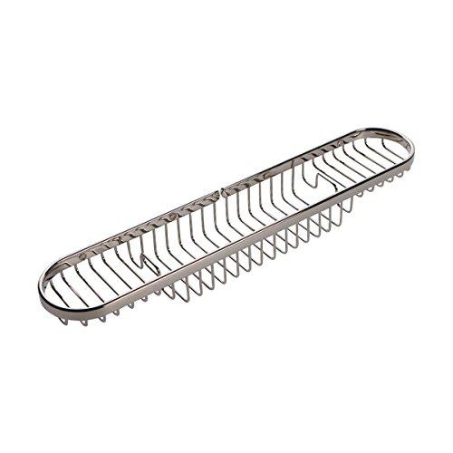 Ginger 503/PN Splash Combo Basket, 18-Inch, Polished Nickel