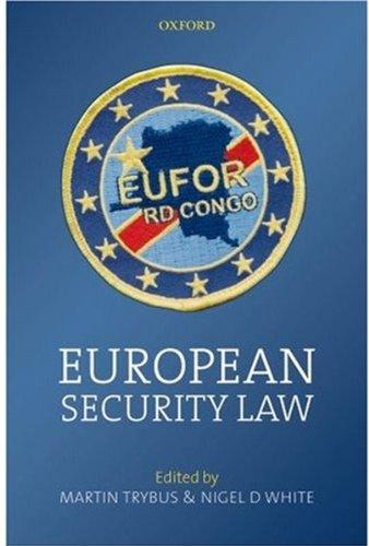 European Security Law