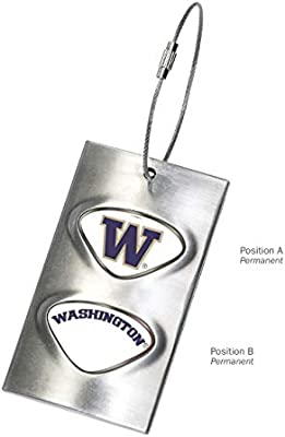 AdSpec University of Washington Luggage Tag