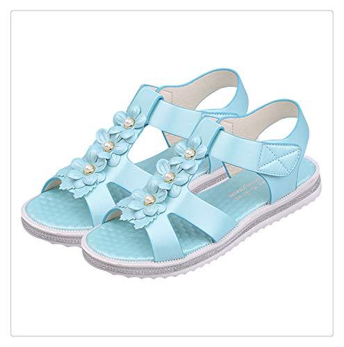 ECOLAQ& Casual Sandals Women Summer 2019 Bohemia Flower