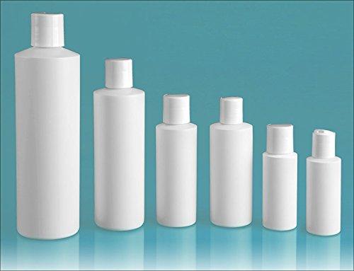 Hdpe White Cylinder - 1
