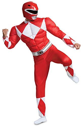 power ranger adult costume - 5