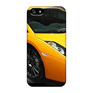 5/5s Scratch-proof Protection Case Cover For Iphone/ Hot Hd Lamborghini Phone Case
