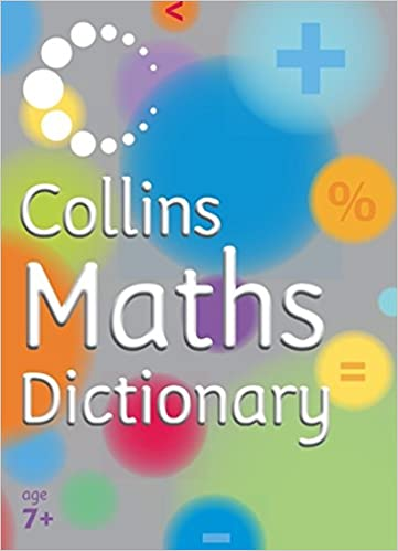 Collins Primary Dictionaries - Collins Maths Dictionary: Amazon.co ...
