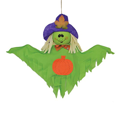 (Katoot@ 3 Colors Cloth Hanging Ghost Pendant Pumpkins Toys Home Bar Hotel Ornaments Halloween Party Events Wall Door Decoration)
