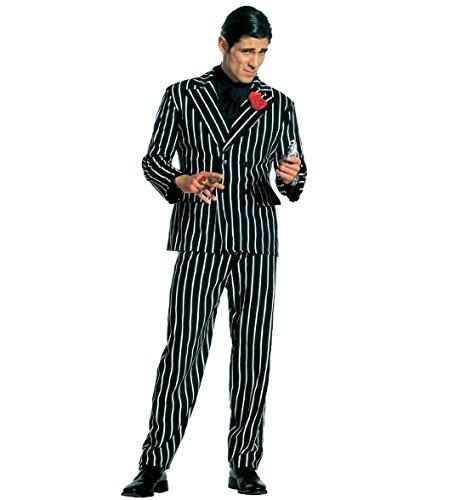 [Mens Gangster Costume Medium Uk 40/42
