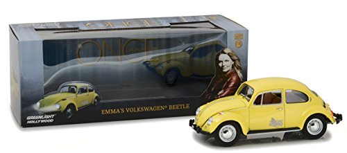 Greenlight - (1:18 Scale  Once Upon A Time (2011-Current TV Series) - Emma's Volkswagen Beetle - 12993