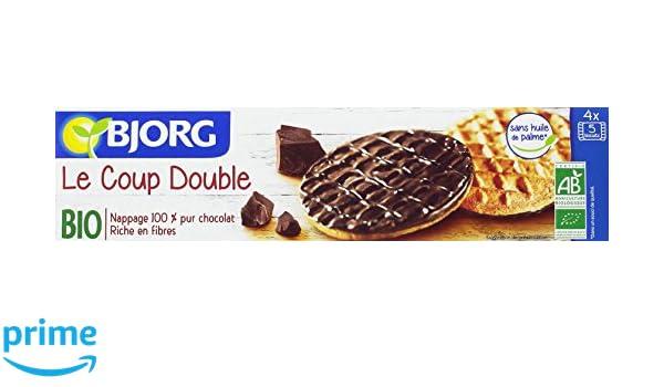 Bjorg Galletas Cubiertas de Chocolate - Paquete de 10 x 200 gr - Total: 2000 gr: Amazon.es: Alimentación y bebidas