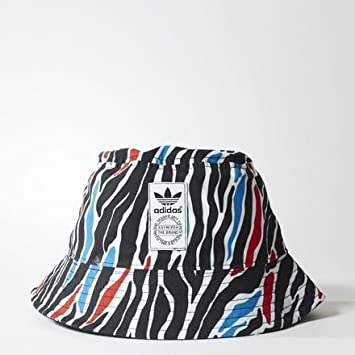 dd3f9fd6e26 adidas - Hats - Zebra Print Bucket Hat - Black - Men  Amazon.co.uk  Sports    Outdoors