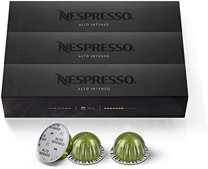 Coffee Pods: Nespresso VertuoLine Alto XL