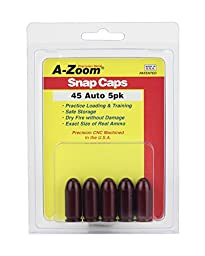 Azoom .45 ACP Caliber Snap Cap