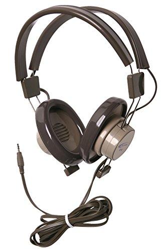 Califone 610-41 Headphones, Mono, 1/4 Inch Plug (Califone Replacement)