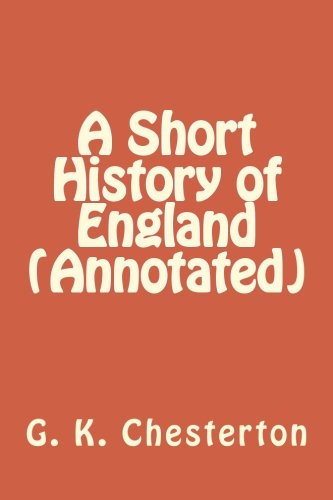 A Short History of England (Annotated) ebook