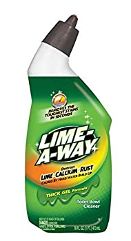 Lime-A-Way Toilet Bowl Bathroom Cleaner