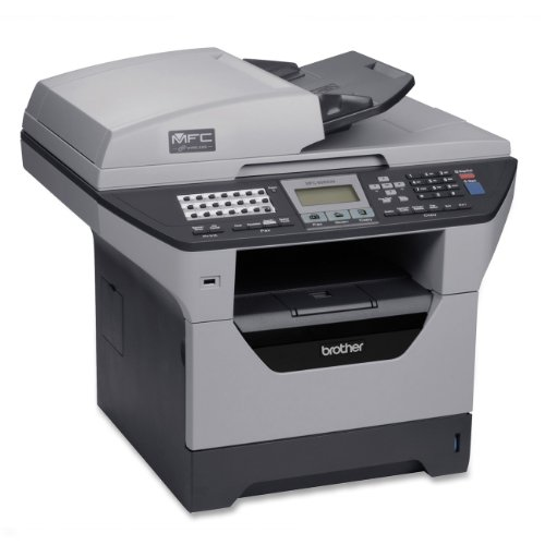 Brother MFC-8860DN Flatbed Laser All-in-One Printer with Duplex (Color 8860dn Printer)
