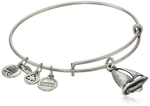 Alex Ani Sailboat Expandable Bracelet